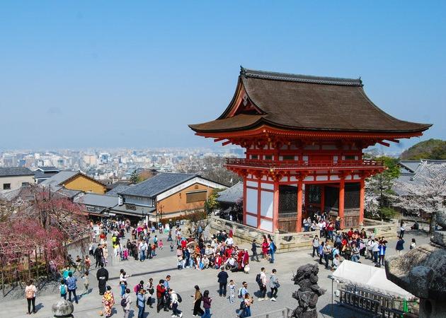 英文虎報—住宿需求龐大的日本歷史文化名城—京都