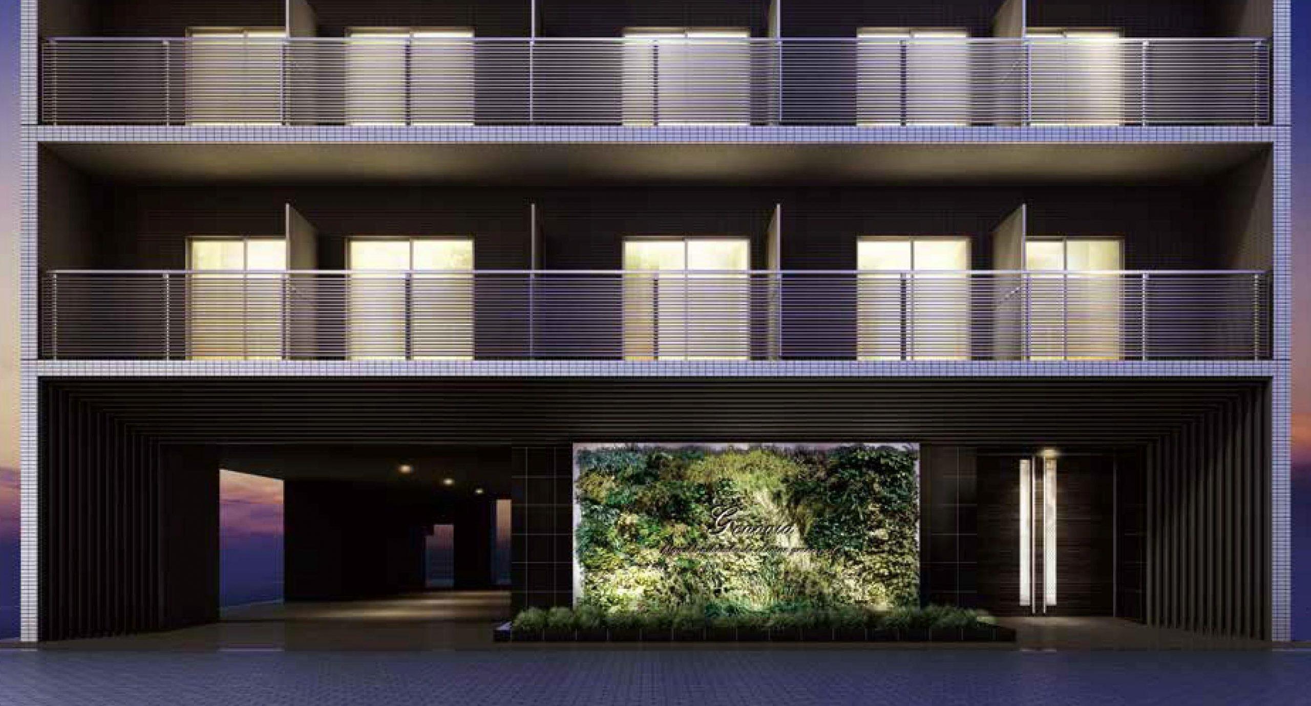 东京 东日本桥的Tokyo Genovia公寓