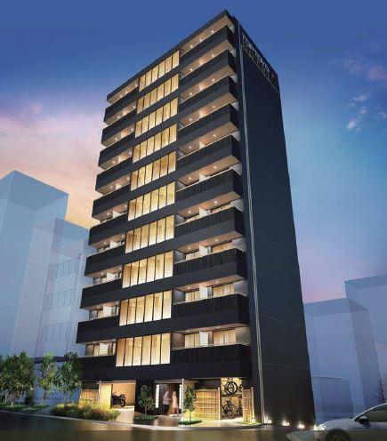 Super Hotels Brand, Tennoji Premium New Serviced Apartment
