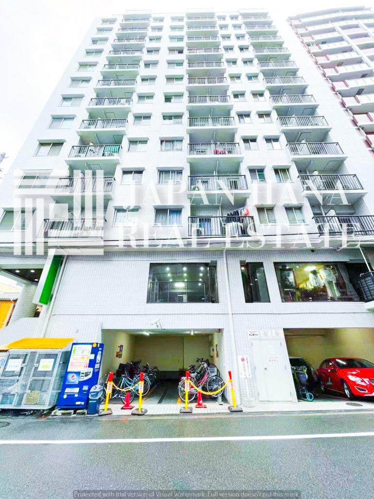 7% High Yield Residential Building Enbloc 100+ units