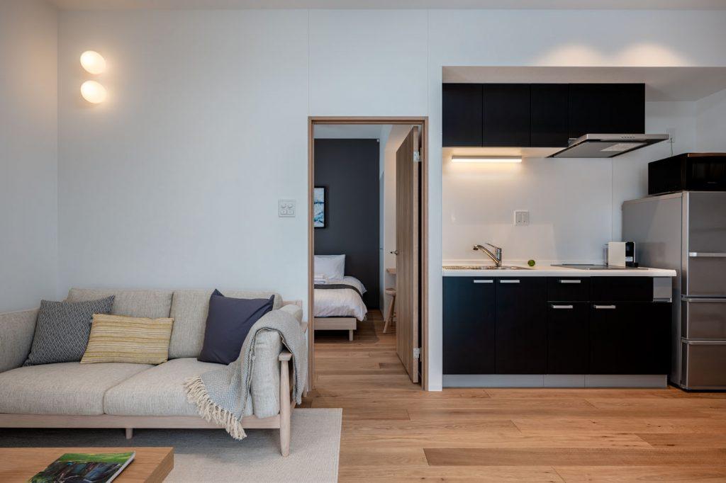 富良野 1臥室 高級民宿新樓 現樓發售