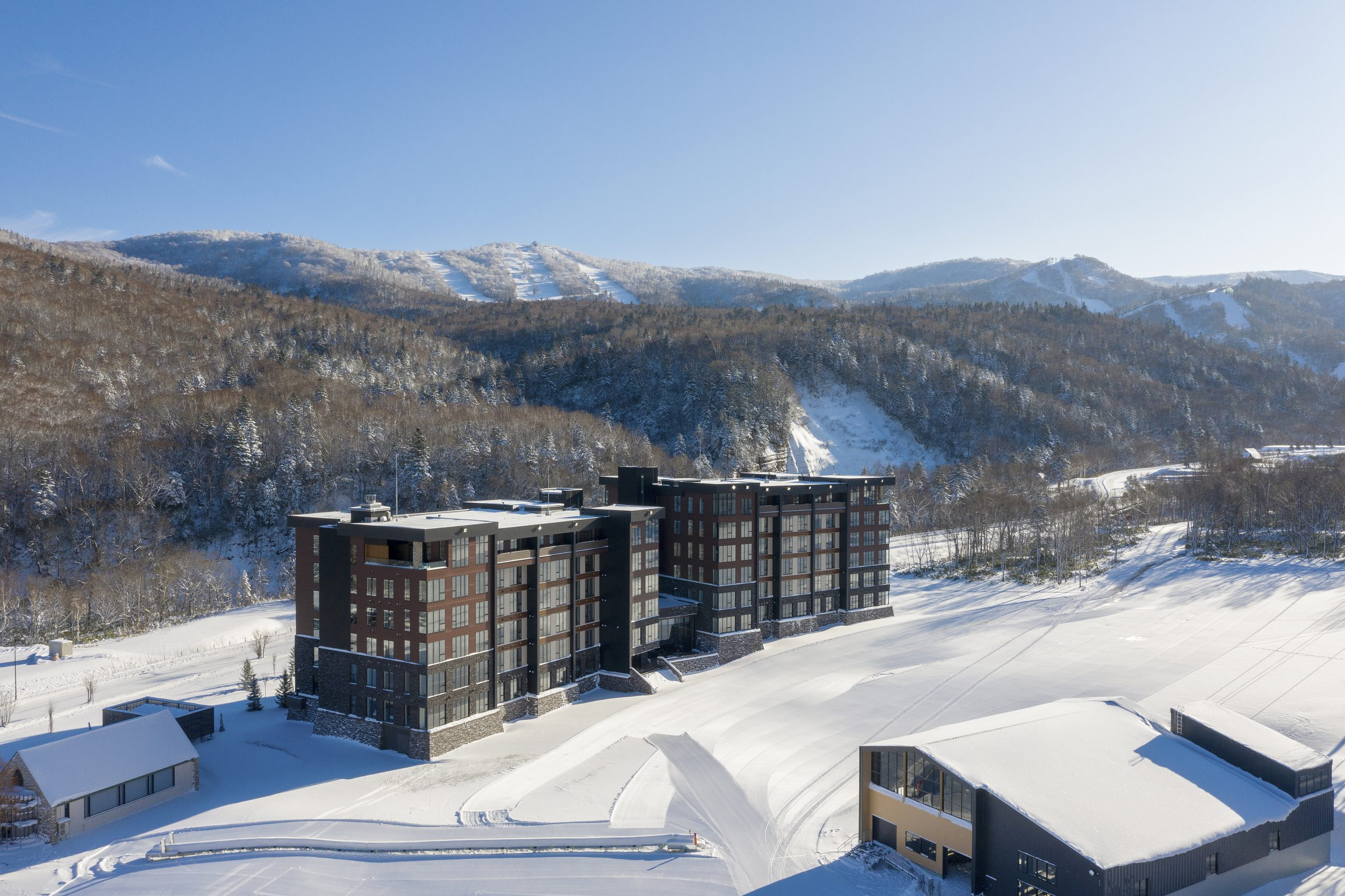 Yu Kiroro - Kiroro 首座豪華滑雪共管式度假村