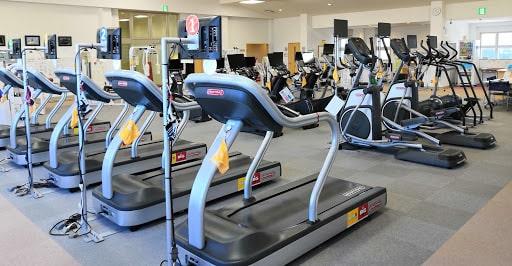 HANA 日本投資移民 健身房