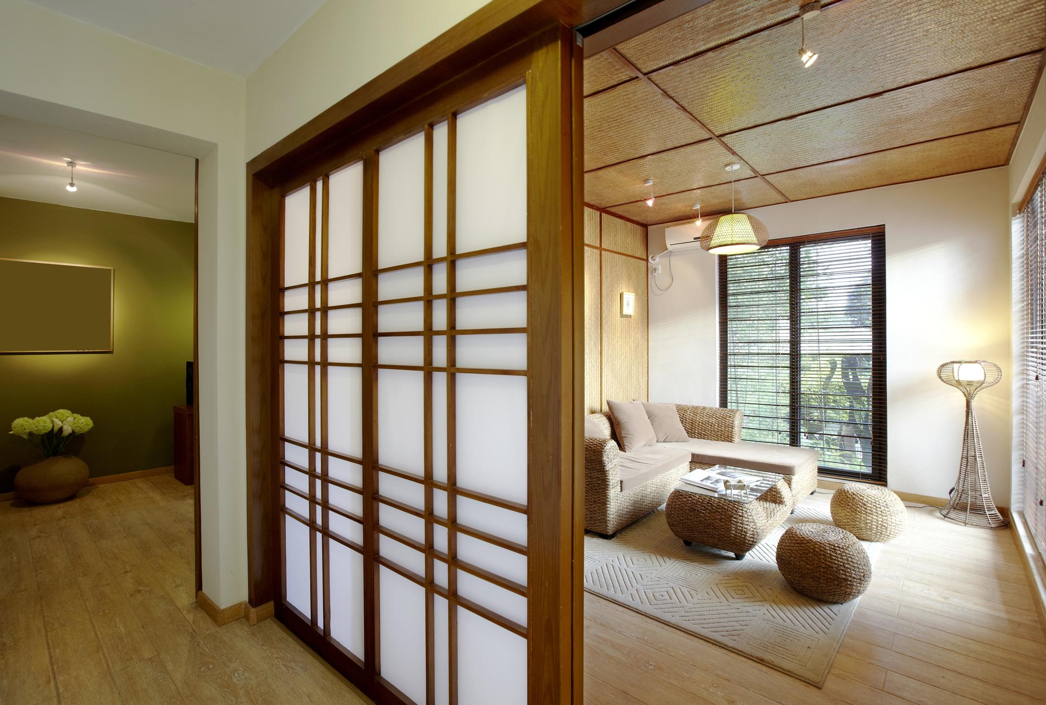 Personal work studio interiors