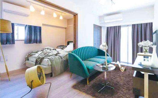 Shin-Okachimachi Station Artessimo Riga 1 Bedroom Apartment