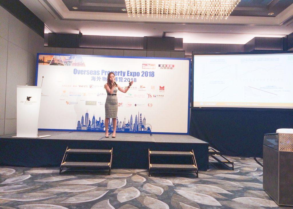 2018 SingTao Overseas Property Expo at HK JW Marriott Hotel