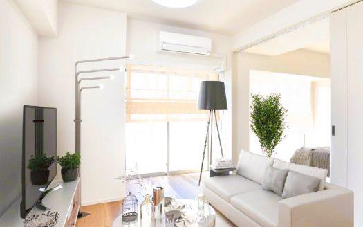 Asakusa Artessimo Cruce 1 Bedroom Apartment
