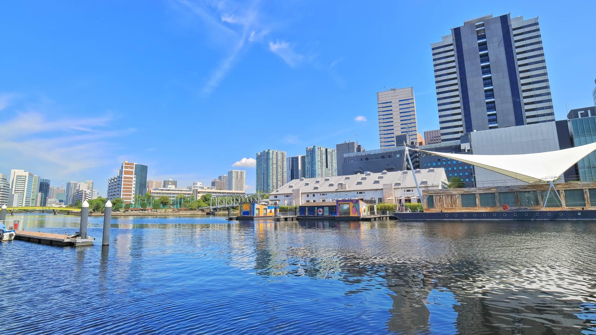 Shinagawa City Artessimo Aklle 1 Bedroom Apartment