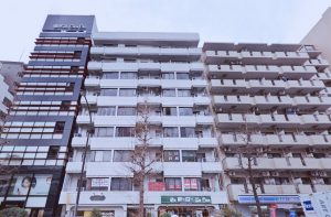 Minato Ward Azabujuban Apartment