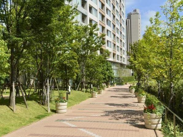 Park Court Akasaka - 南向2房豪宅物業