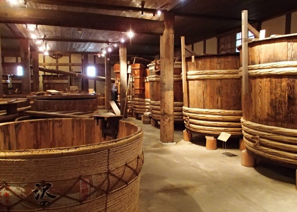 Hot Eyes on Sake Brewery Investment