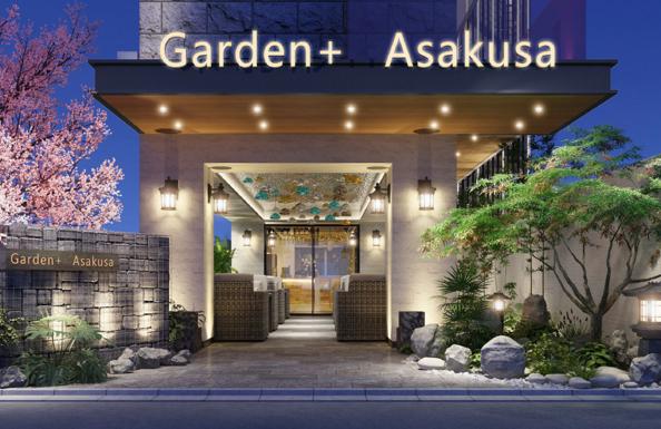 Hana - Asakusa hotel feature