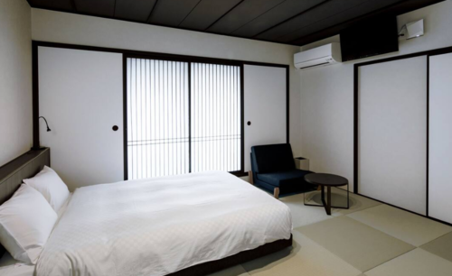 Osaka Hotel Hare Kuromon - bedroom