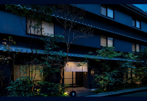 Osaka Hotel Hare Kuromon - Outside view