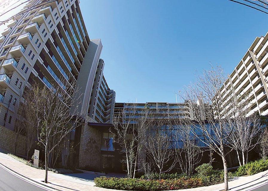 Tokyo metropolitan area built apartments contract unit price rises for 14 consecutive months