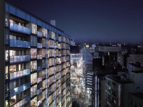 Shibuya Ward The Shibuya Residence - 1 ~ 3 Bedrooms Apartment for sale