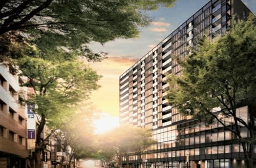 Shibuya Ward The Shibuya Residence – 1 ~ 3 Bedrooms Apartment
