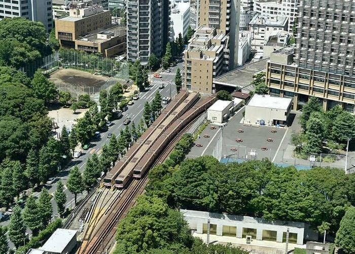 東京地鐵效率