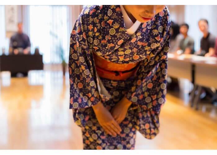 東京服務文化