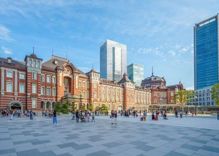Chuo Ward Tokyo Station