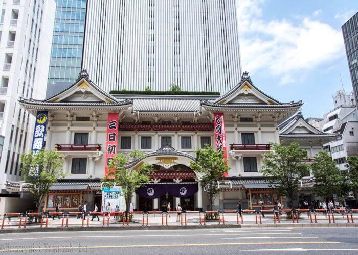 Japan Traditional Culture Kabuki